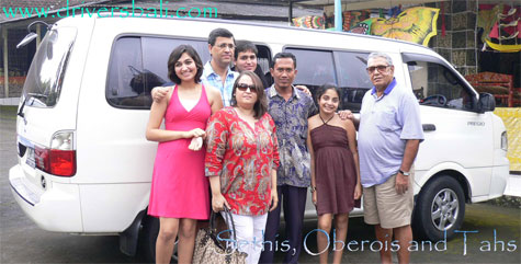 the best driver in bali ketut maryana