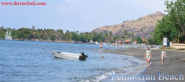 pemuteran beach at west bali
